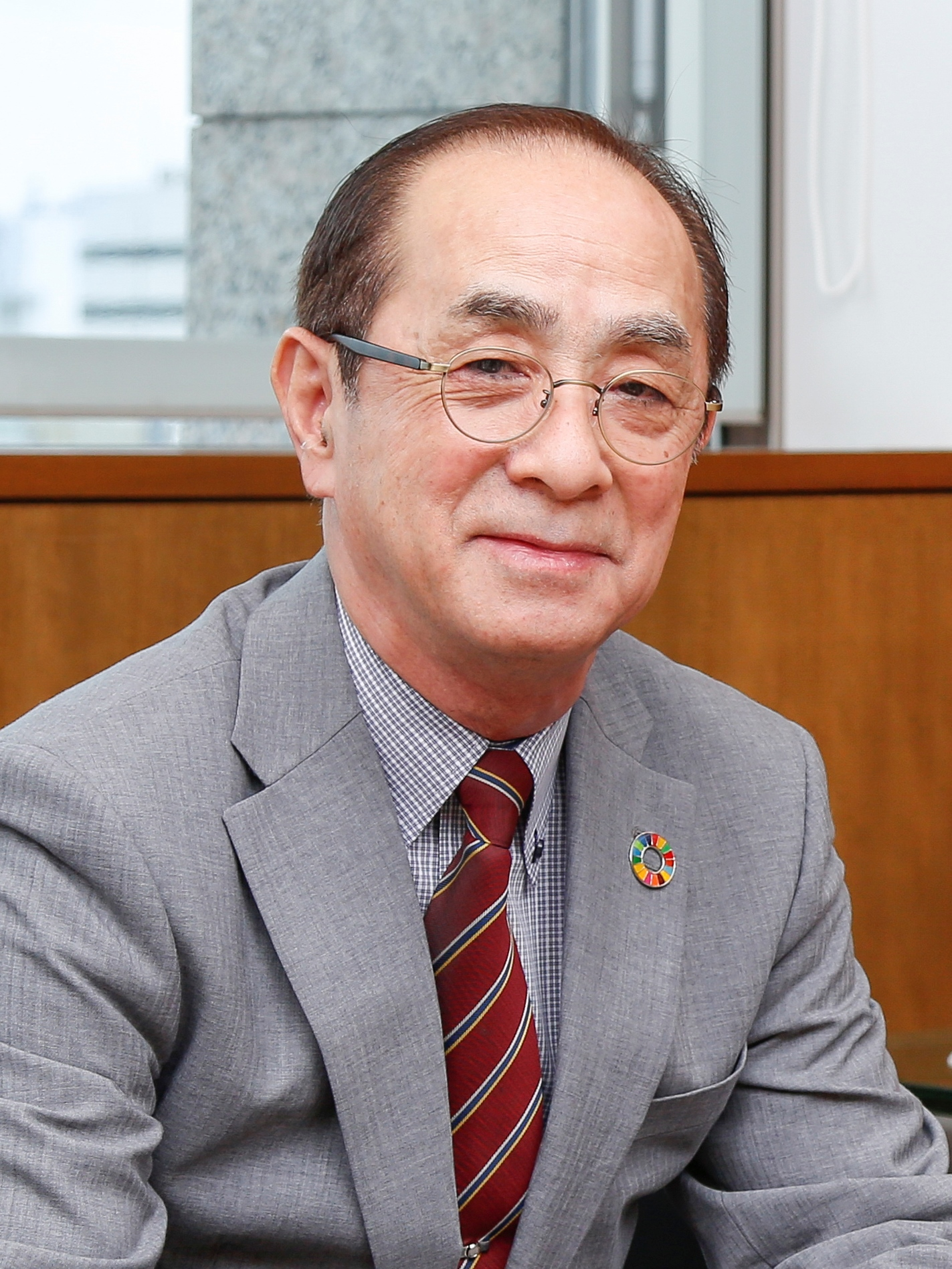 New Year's Message: HONDA Eiichi, President of JCCU