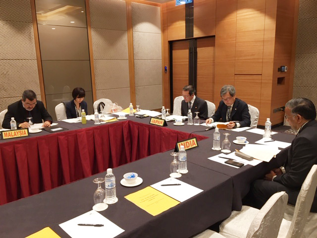 The 20th Asia Pacific Health Co-operative Organization (APHCO) Board Meeting held in Malaysia