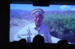 Screening of a movie 'In Memory of Dr. NAKAMURA Tetsu' held