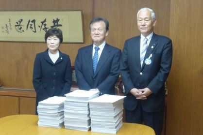 Hibakusha Appeal - signatures in Hiroshima exceeds 500,000