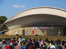 Co-op Festival 2016 Held in Chiba