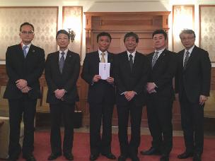 JCCU further presents 22.87 million yen to heavy rain disaster victims