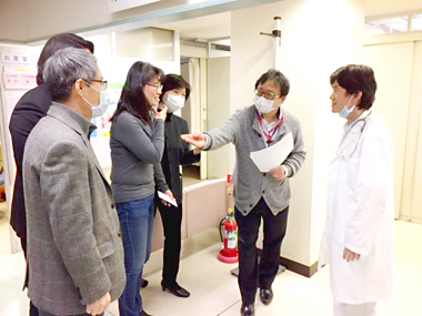 iCOOP Korea co-operative researchers paid a visit to Tokyo Health Co-operative Association