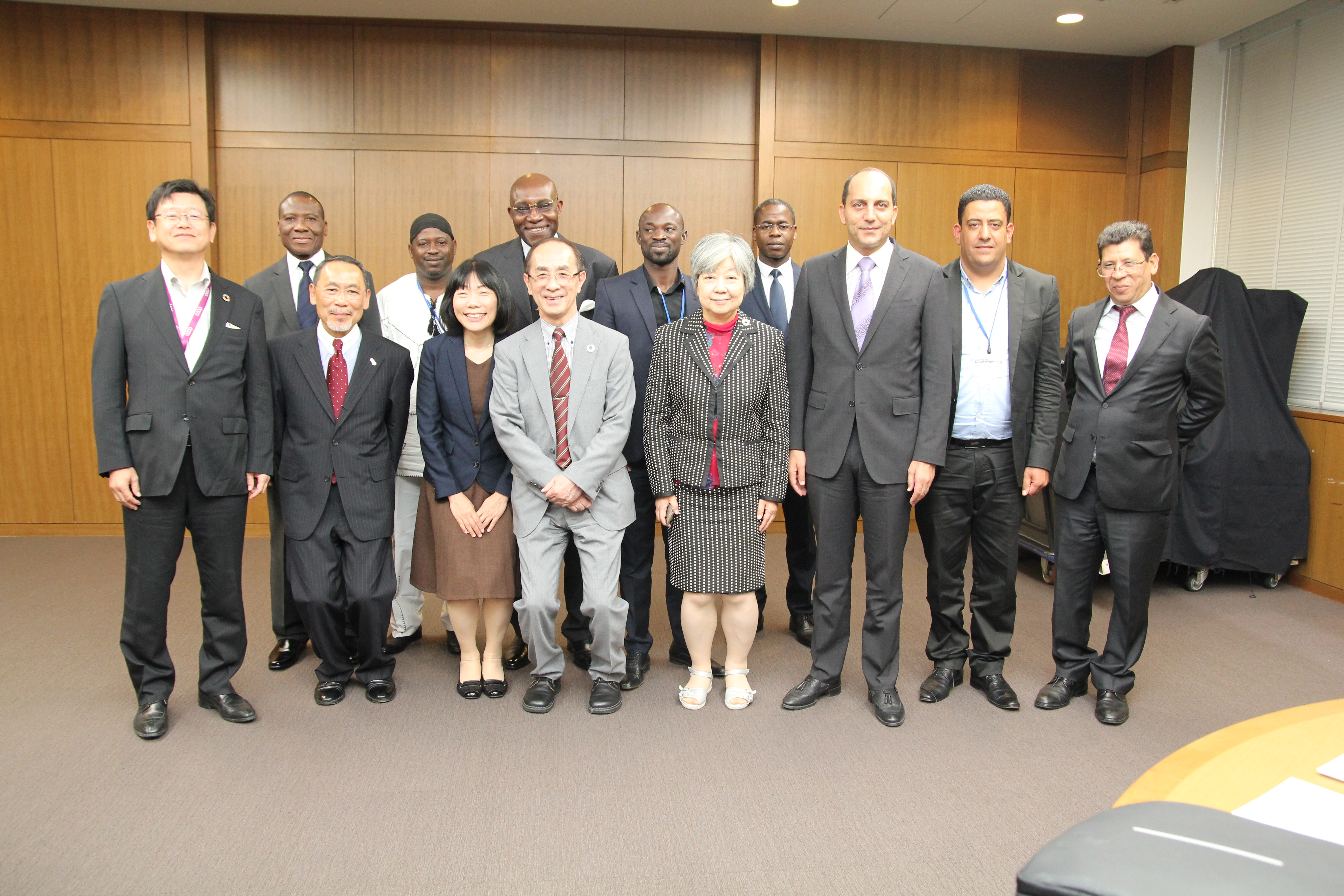 JCCU Collaborates with ILO office in Japan for a study tour program for African Co-operative Leaders