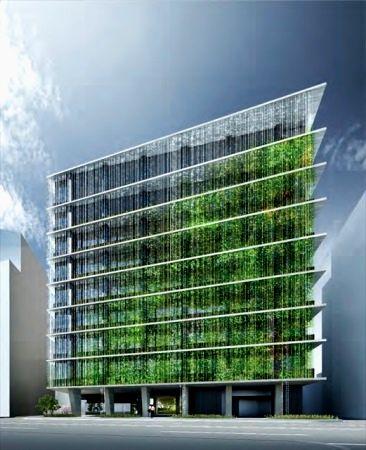 JCIF announces CO2 reduction data of Co-op Kyosai Plaza FY2016