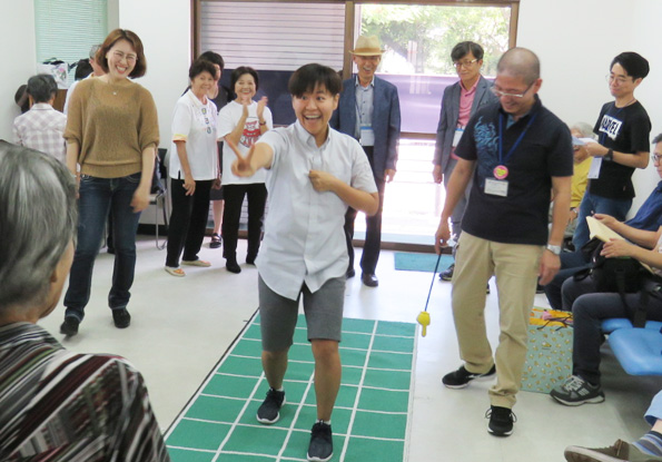 Korea Health & Welfare Social Cooperative Federation visits Japanese Health and Welfare co-ops