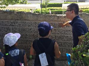 2017 Peace Action in Hiroshima and Nagasaki