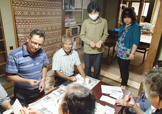 Nepalese NGO paid a courtesy visit to Health Co-ops in Japan